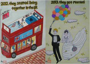 小锐和保罗 2012和2013年