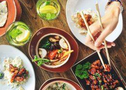 饮食与跨国婚姻